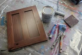 how do i get a smooth finish on kitchen cabinets create a smooth finish with chalk paint interiors to inspire