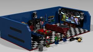 lego ideas ultimate man cave