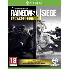 siege jeux rainbow six siege advanced edition xbox one sur xbox one jeux
