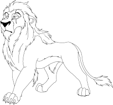 astonishing lion coloring pages printable lion coloring