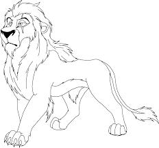 awesome lion coloring pages lion coloring dokardokarz net