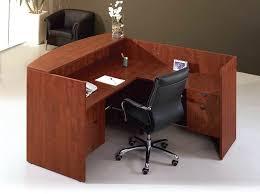 Laminate Reception Desk Reception Counter And Desk Techno Office Furniture