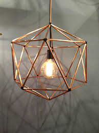modern pendant chandeliers lamp design magnificent triple pendant light copper pendant