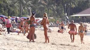 pattaya nightlife beach scenes youtube