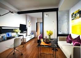 One Bedroom Apartment Design Ideas Studio Or One Bedroom Apartment Apartment Studio Apartment Bedroom