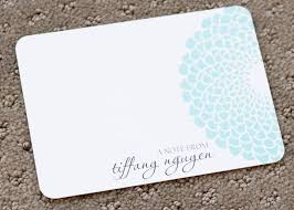 personalized notecards stationery personalized cards inspired to make every day