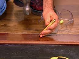 Laminate Floor Steps How To Install A Hardwood Floor Hgtv