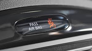 nissan altima airbag recall 2017 nissan juke front passenger air bag status light youtube