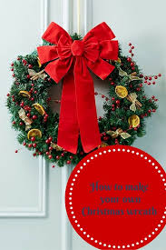 christmas reefs how do i make a christmas wreath christmas and