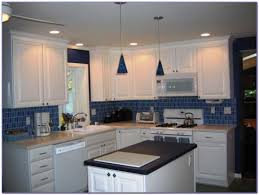 blue kitchen tile backsplash blue glass tile backsplash kitchen green subway tile backsplash