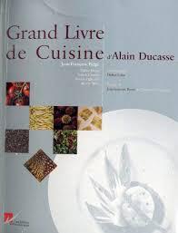 livre cuisine pdf grand livre de cuisine d alain ducasse free dawnload