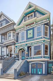 Queen Anne Victorian 1315 Waller St San Francisco Ca 94117 Mls 446165 Redfin