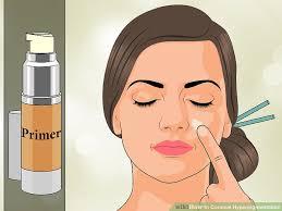 image led conceal hyperpigmentation step 5