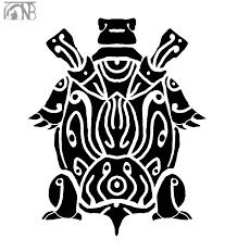 tribal blastoise by kompy on deviantart