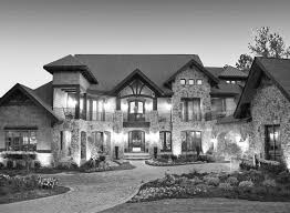Luxury Craftsman Home Plans by Award Winning High End Residential Architects