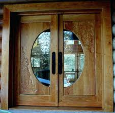 modern entry doors 2 14 inch thick doors very heavy duty