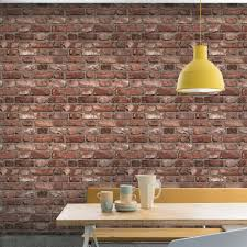 brick wallpaper brick effect wallpaper i want wallpaper