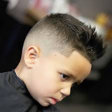 little black boy haircuts for curly hair mohawk with line up haircuts for boy kid boy line up haircuts