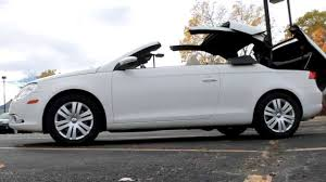 convertible volkswagen 2006 used car spotlight 2009 volkswagen eos hardtop convertible