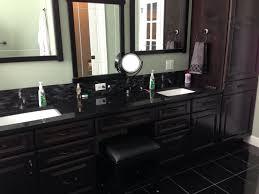 Black Galaxy Granite Countertop Kitchen Traditional With by Master Bath Black Galaxy Granite Counter And Floor Tiles Vanity