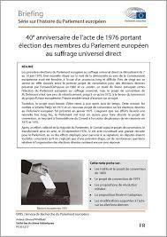 si e conseil europ n série sur l histoire du parlement européen publications archives