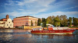 luxury 5 star hotel in venice san clemente palace kempinski
