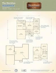 Split Master Bedroom Meridian Wayne Homes