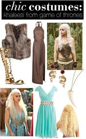 Game Thrones Halloween Costumes Daenerys Tutorial Daenerys Game Thrones Game Thrones