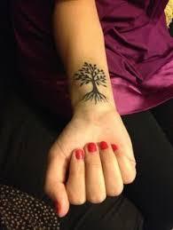 best 25 small tree tattoos ideas on tiny tree