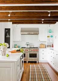 Cottage Kitchen Lighting by 13 Ways To Make A Ceiling Look Higher Kitchen Lighting Sterling