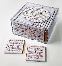 favors for thanksgiving amazon com thanksgiving favors keepsake box of 36 belgian