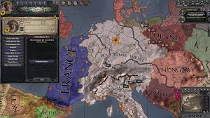 Crusader Kings 2 Map Crusader Kings Ii Charlemagne Dev Diary 3 Ruling The Unruly