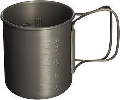 amazon com space saver mug hard anodized camping mugs sports
