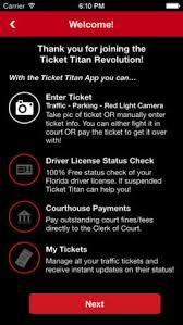 Traffic Light Ticket App Helps Drivers Fight Traffic Parking Tickets Wtop