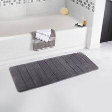 Memory Foam Rugs For Bathroom Memory Foam Bath Mats Ebay