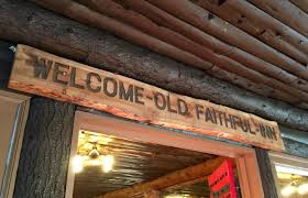 yellowstone family travel hotel tips old faithful inn half