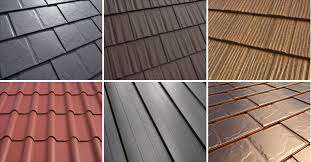 Roof Tile Colors Metal Roofs By Interlock Metal Roofing Systems