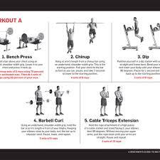 health workout log book