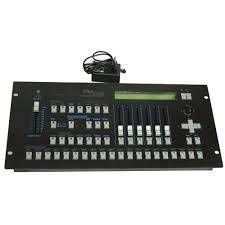 dmx light board controller pilot 2000 dmx controller at rs 13200 piece dmx light controller