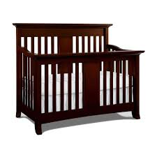 Brookline Convertible Crib Bonavita Collection Lifestyle 4 In 1 Crib Classic Cherry