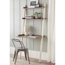Leaning Bookcase Walmart Best 25 Leaning Desk Ideas On Pinterest Small Office Spaces
