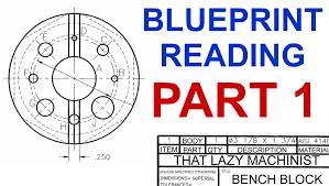 machine shop lesson 4 blueprint reading part 1 marc l u0027ecuyer