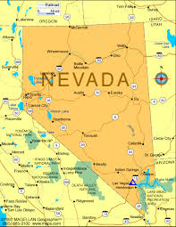 printable map of nevada map of nevada cities printable map of nevada state printable