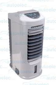 evaporative portable fan cooler rechargeable u0026 12v caravan camping