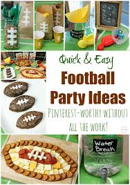 football party ideas big football party ideas easy football party appetizers