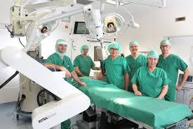 Helios Bad Saarow Intrabeam Bestrahlung Von Brustkrebs Während Der Operation