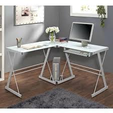 L Shaped Computer Desk Target L Shaped Glass Desk Glass Computer Corner Desk L Shaped L Shaped