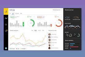 15 free photoshop u0026 sketch admin dashboard ui templates