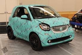 wrapped cars cars from the 2016 portland international auto show subcompact