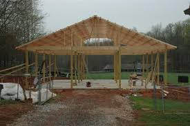 Pole Barn Design Ideas What Is A Pole Barn